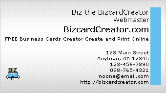 business card style 6